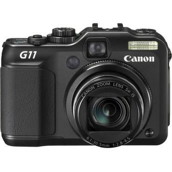 Canon PowerShot G11 Digital Camera