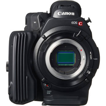 Canon EOS C500 4K Cinema Camera (EF Lens Mount)
