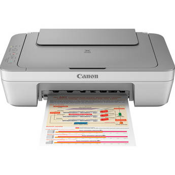 Canon PIXMA MG2420 Color All-in-One Inkjet Photo Printer