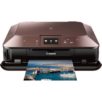 Canon PIXMA MG7120 Wireless Color All-in-One Inkjet Printer (Brown)
