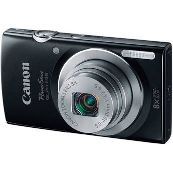 Canon Canon PowerShot ELPH 135 (Black)