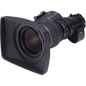 "Canon KJ20EX4.5B IRSD PS12, 2/3"" ENG/EFP Zoom Lens for Select Panasonic Cams"