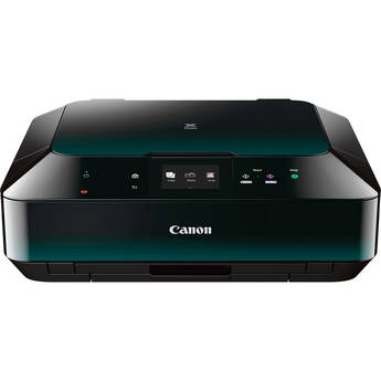 Canon PIXMA MG6320 Wireless Color All-in-One Inkjet Photo Printer (Blue)