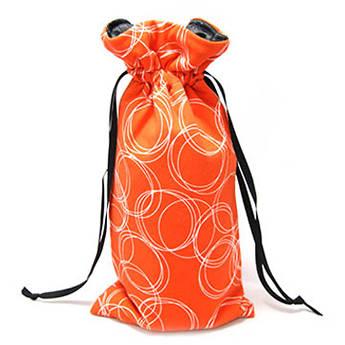 Capturing Couture Olivia Lens Tote Bag (Orange)