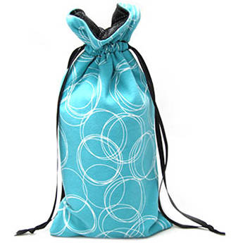 Capturing Couture Olivia Lens Tote Bag (Turquoise)