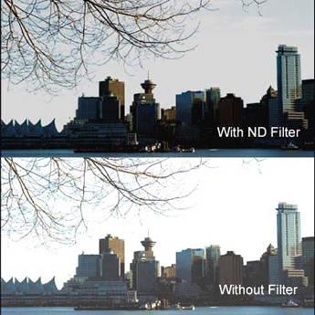 "Cavision 4 x 4"" Neutral Density 2.4 Glass Filter (8-Stop)"