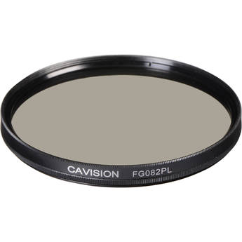 Cavision 82mm Circular Polarizer Filter