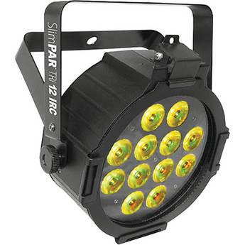 CHAUVET SlimPAR Tri 12 IRC LED PAR Wash Light