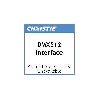 Christie DMX512 Interface Card