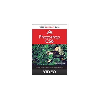 Class on Demand Video Download: Photoshop CS6 Video QuickStart Guide