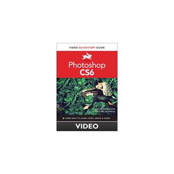 Class on Demand Video Download: Photoshop CS6 Video QuickStart Guide