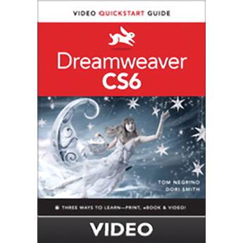 Class on Demand Video Download: Dreamweaver CS6: Video QuickStart Guide