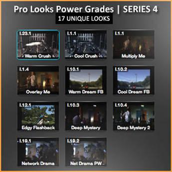 Class on Demand Training Video (Streaming On Demand): Pro Looks Power Grades for DaVinci Resolve/Lite Series 4