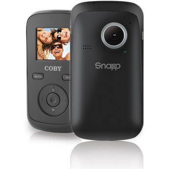 Coby CAM3005 Snapp Mini Camcorder with Digital Zoom