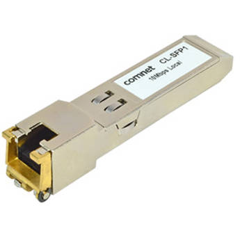 COMNET Ethernet Range-Extending SFP Copper Module (10 Mbps)