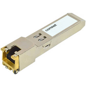 COMNET Ethernet Range-Extending SFP Copper Module (100 Mbps)