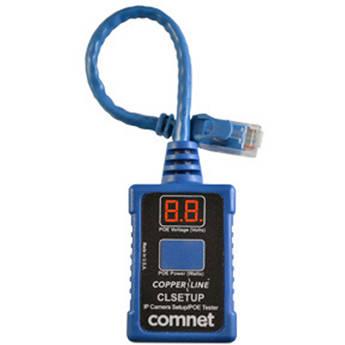COMNET PoE Setup Tool