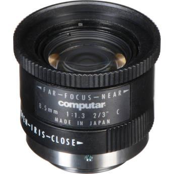 computar M8513 Monofocal Manual Iris Lens (8.5mm)