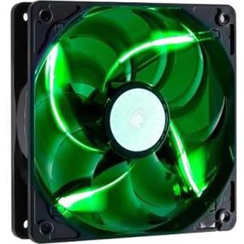 Cooler Master SickleFlow 120mm Green LED Cooling Fan