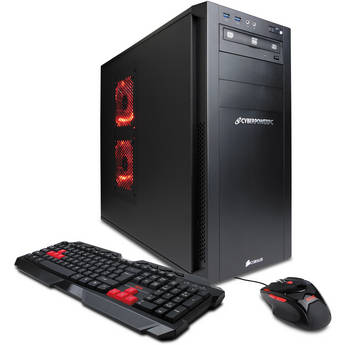 CyberpowerPC Stealth Reaper SRLC200 Desktop Gaming Computer