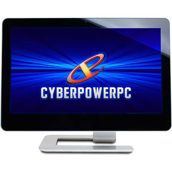 "CyberpowerPC Zeus Touch AIO300 21.5"" All-in-One Desktop Computer"