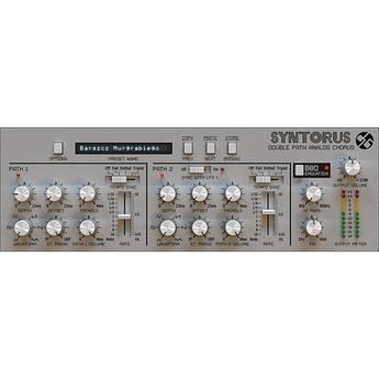 D16 Group Syntorus Double Path Chorus Plug-In