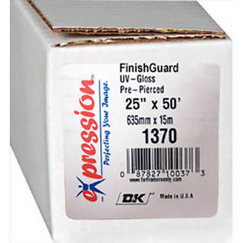"D&K Finish Guard Glossy Roll (25"" x 25')"