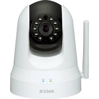 D-Link DCS-5020L Wireless Network VGA Day & Night Pan / Tilt Cloud Camera