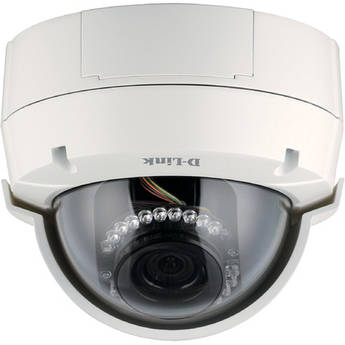 D-Link DCS-6513 Full HD WDR Day/Night Outdoor Dome Network Camera