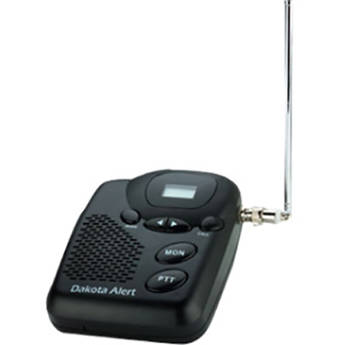 Dakota Alert MURS Base Station Transceiver