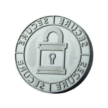 "DATACARD Tactile Impression Die (0.9"", Secure Lock Design)"