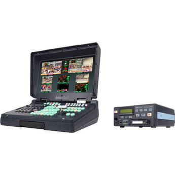 Datavideo HS-2000L HD-SDI Mobile Studio and HDR-60 Recorder Kit