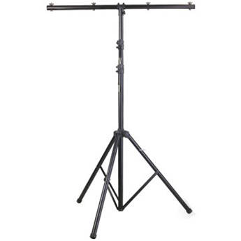 DeeJay LED T-Shaped Aluminum Universal Stage Light Stand (9')