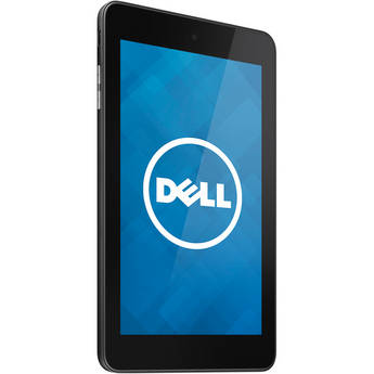 Dell 16GB Venue 7 Tablet (Wi-Fi Only, Black)