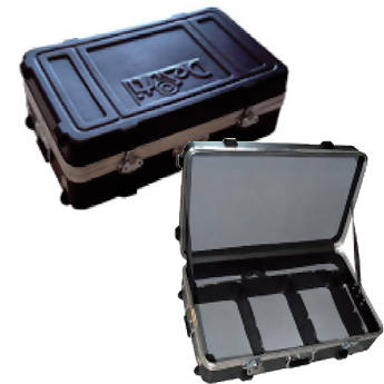 DeSisti 302631 Polyethylene Case for 300.600, DLK 380, & DLK3100 Magis (Black)
