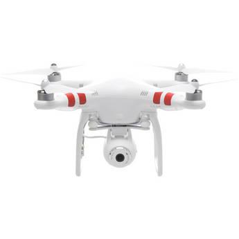 DJI Phantom 2 Vision Quadcopter with Integrated FPV Camera