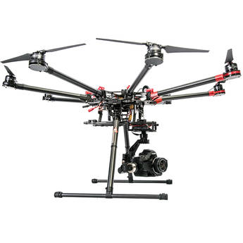 DJI Spreading Wings S1000 Professional Octocopter w/ Gimbal for Canon 5DII
