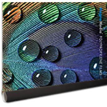 "Drytac VM-POLYsatin 11 mil Magnetic-Receptive Polypropylene Film with Satin Print Surface (60"" x 100')"