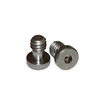 "Element Technica Low Head Undercut Screw for Epic Rear Battery Mount (1/4""-20 x 3/8"")"