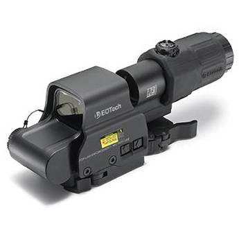 EOTech EOTech HHS II Holographic Sight with 3x Magnifier
