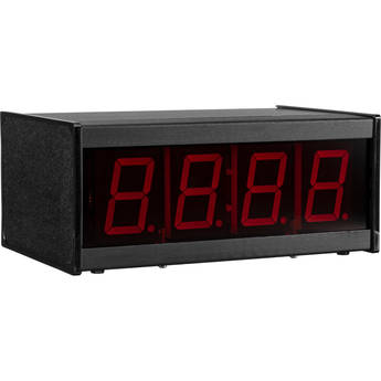 ESE ES-991U Timecode Remote Display (Desk Mount Enclosure)