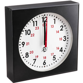 ESE LX-5112 Self-Setting Analog Clock Slave