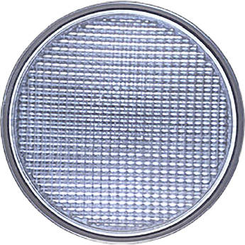 ETC 75 Degree Round Field Diffuser for D40/XT Selador Desire (White)