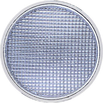 ETC 35 x 80 Degree Oval Field Diffuser for D40/XT Selador Desire (White)
