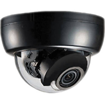 EverFocus EDH5201 HDcctv 3-Axis Indoor Fixed Dome Camera (Black)