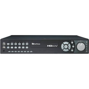 EverFocus EDRHD4H4 Endeavor 4-Channel HDcctv Hybrid DVR (6 TB)