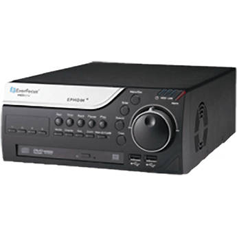 EverFocus EPHD04+ 4-Channel HDcctv DVR (6TB)