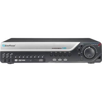 EverFocus EPHD08 8-Channel Full HD CCTV DVR with 2TB HDD