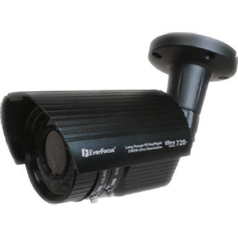 EverFocus EZ755 Outdoor True Day/Night IR Bullet Camera (NTSC)