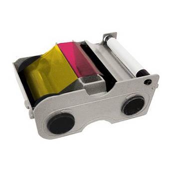 Fargo ECO YMCFKO Professional-Series Ribbon for DTC4500e / DTC4500 Card Printers (Yields 500)